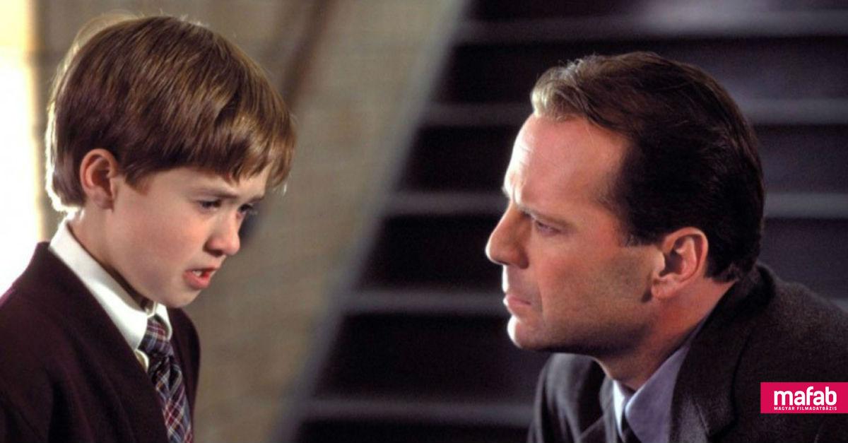 10 meglepő érdekesség a Hatodik érzék című filmről