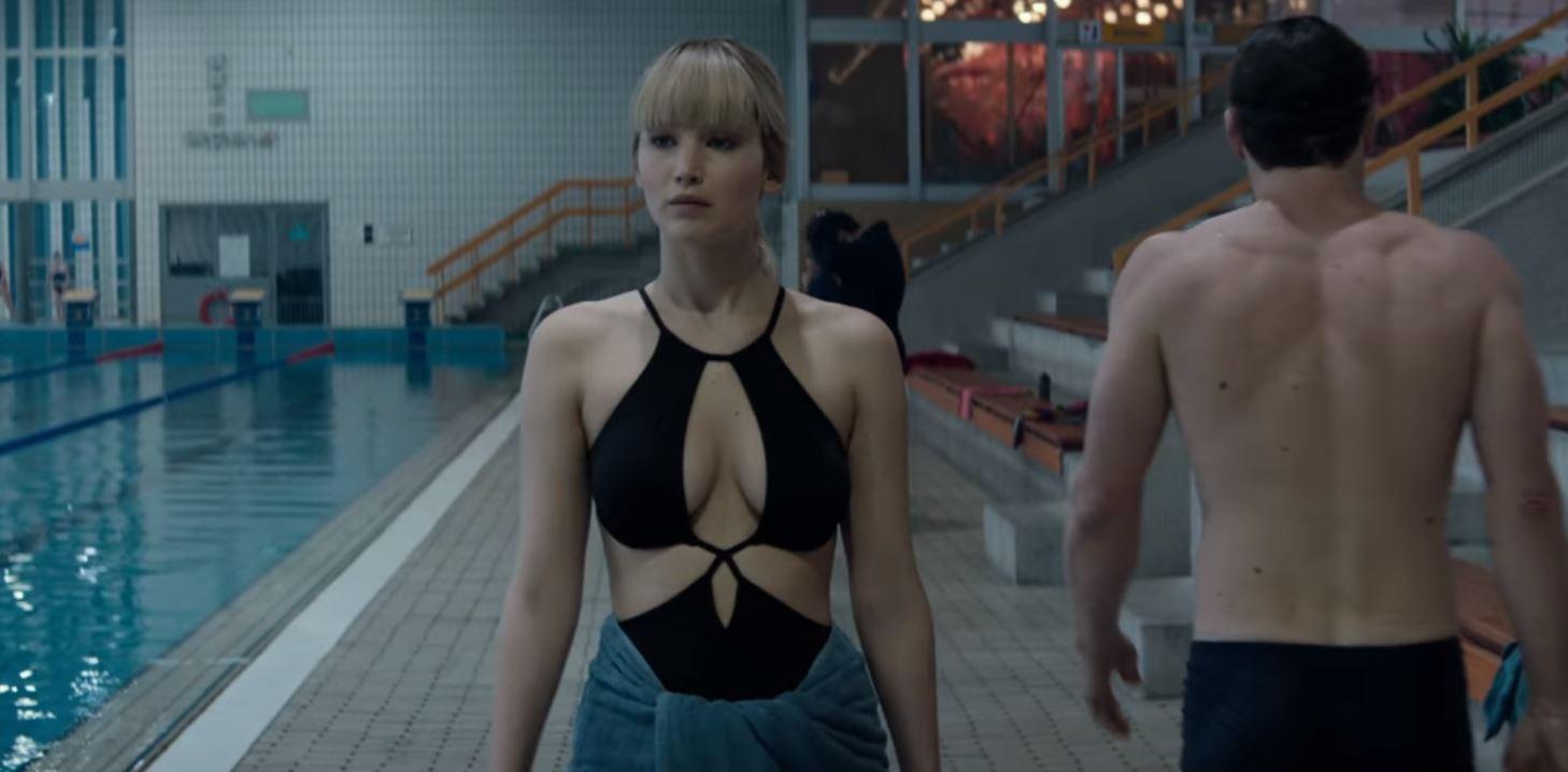 Borzongató előzetest kapott Jennifer Lawrence Budapesten forgatott kémfilmje, a Vörös veréb