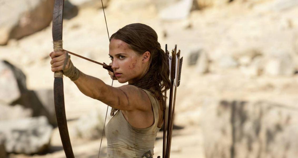 Befutottak az első képsorok az új Tomb Raiderhez!
