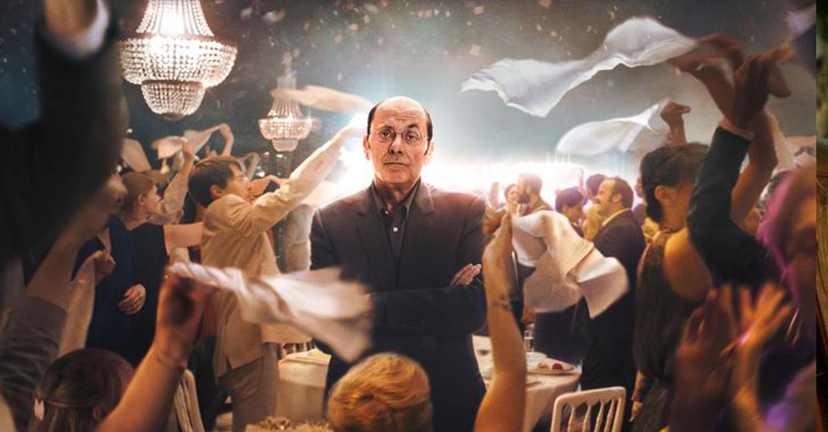 Hatalmas siker Franciaországban az Életrevalók rendezőpárosának új filmje, az Eszeveszett esküvő