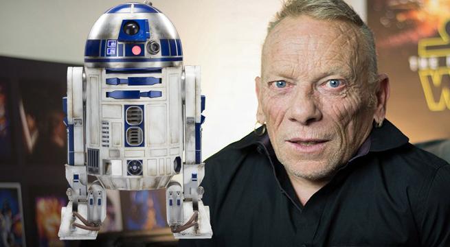 Jimmy Vee lesz R2-D2 a Star Wars VIII-ban!