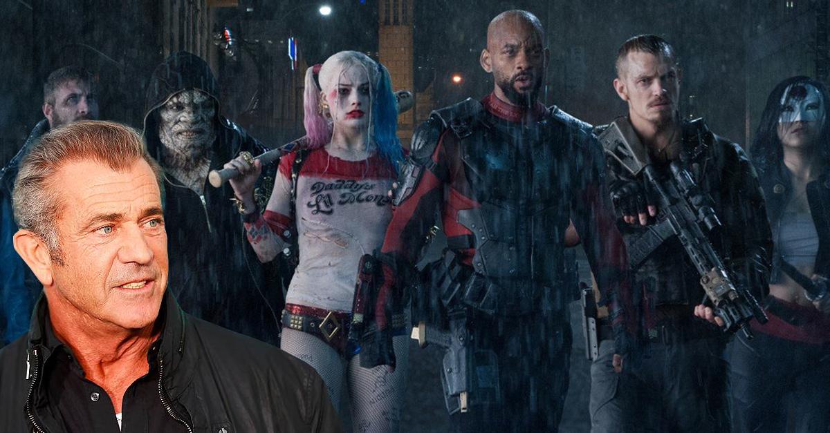 BRÉKING: Mel Gibson rendezheti az Öngyilkos osztag 2-t!