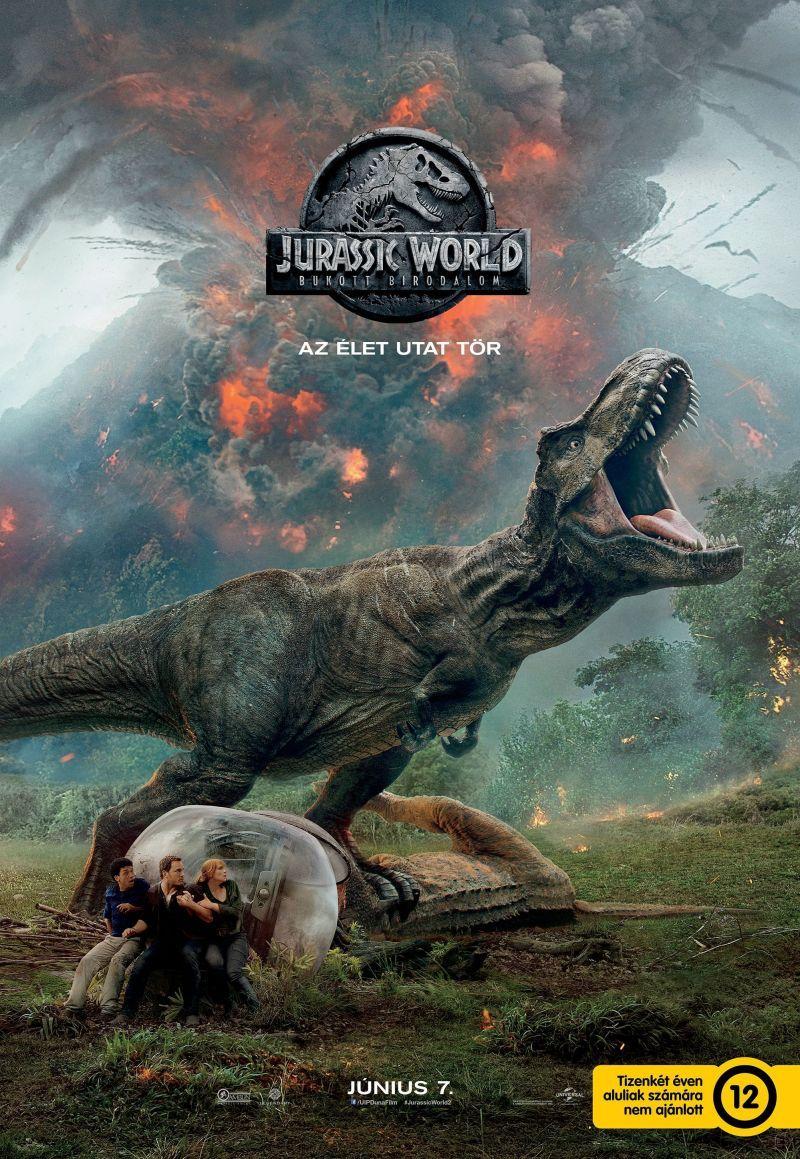 Jurassic World Bukott Birodalom Jurassic World Fallen Kingdom 2018 Mafab Hu