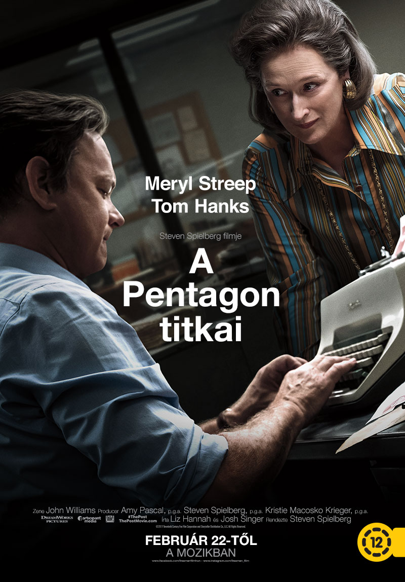 A Pentagon Titkai The Post 2017 Mafab Hu