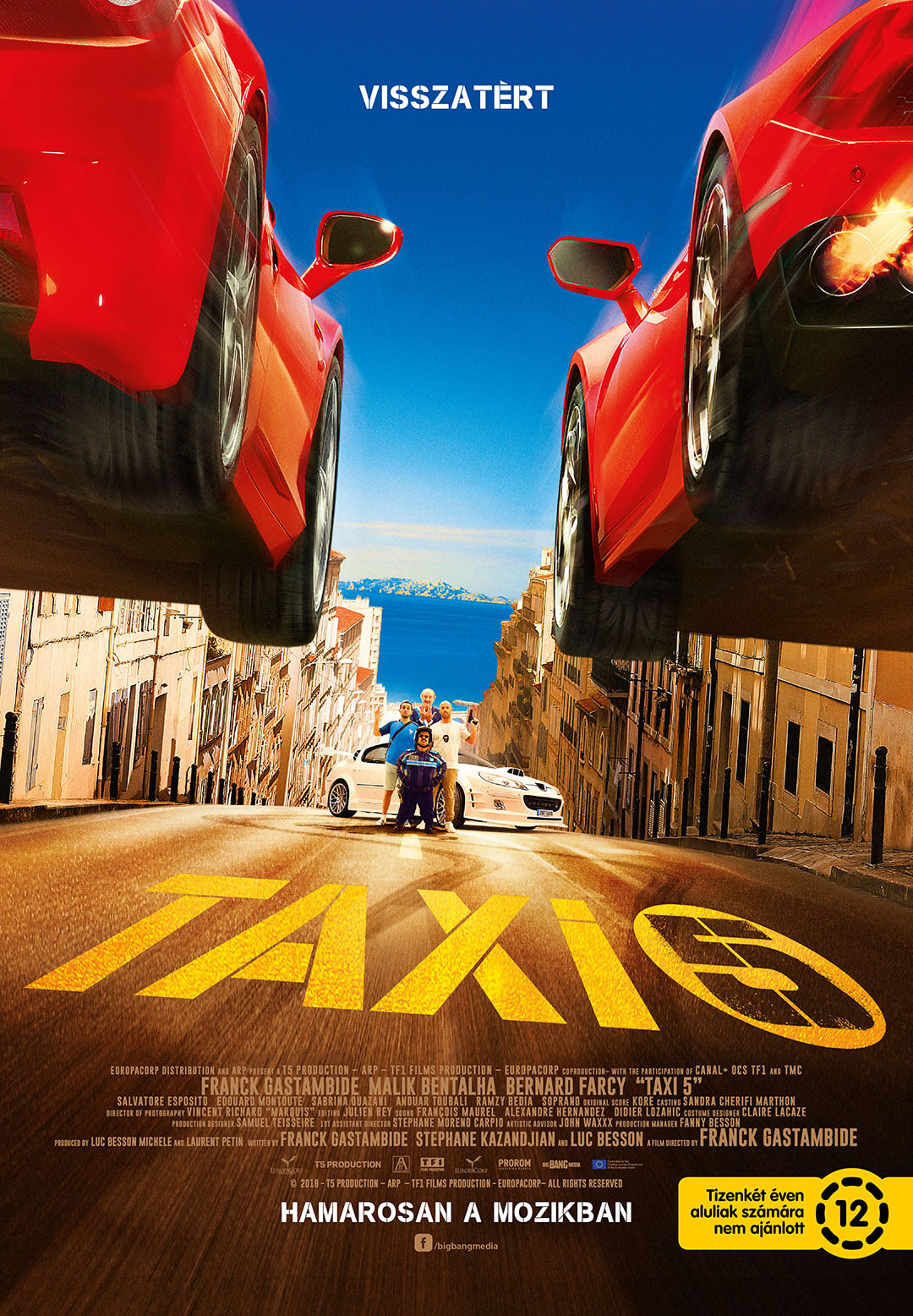 Film Taxi 5