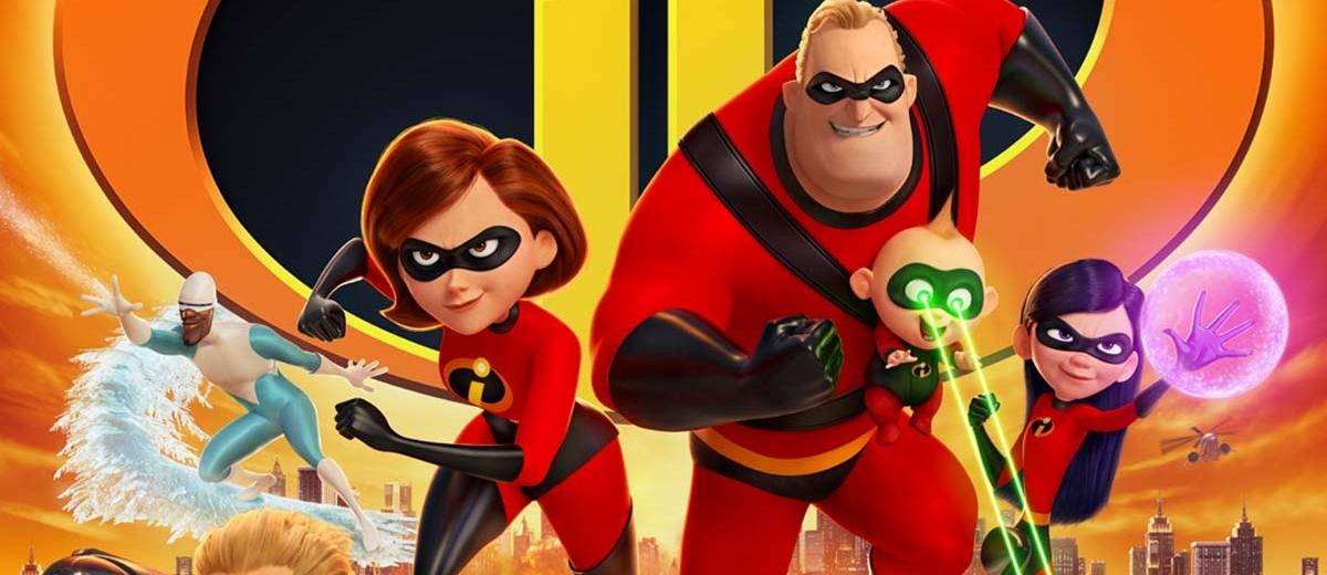 Lesz jobb animációs film idén A hihetetlen család 2-nél? Itt az új előzetes!