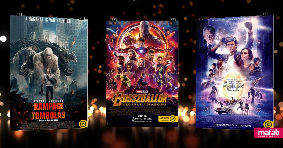 Melyik filmet néznéd meg? Írd meg, és NYERJ rá páros mozijegyet?