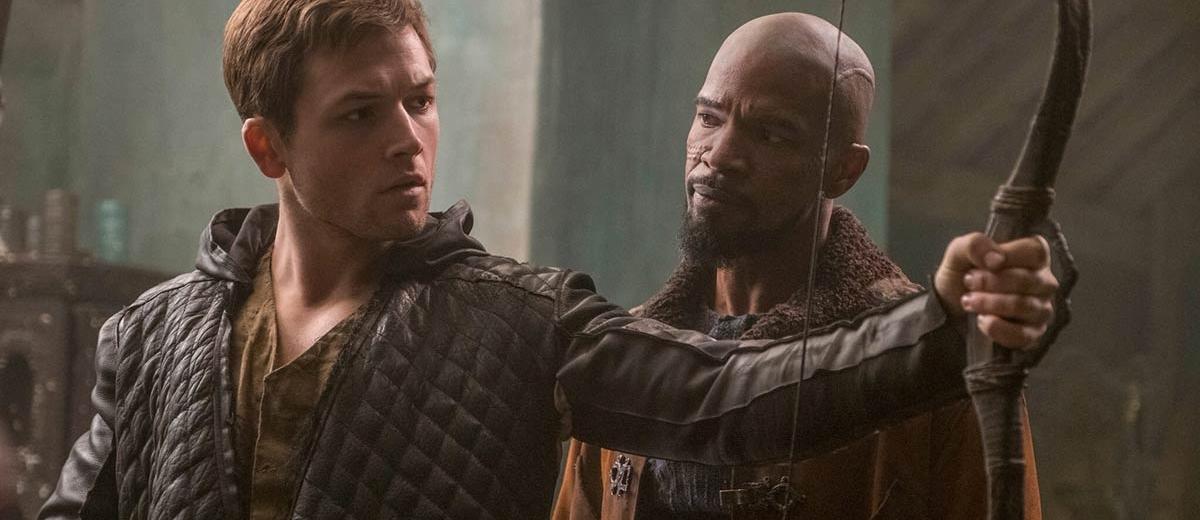 Új hős születik, itt a Robin Hood magyar előzetese