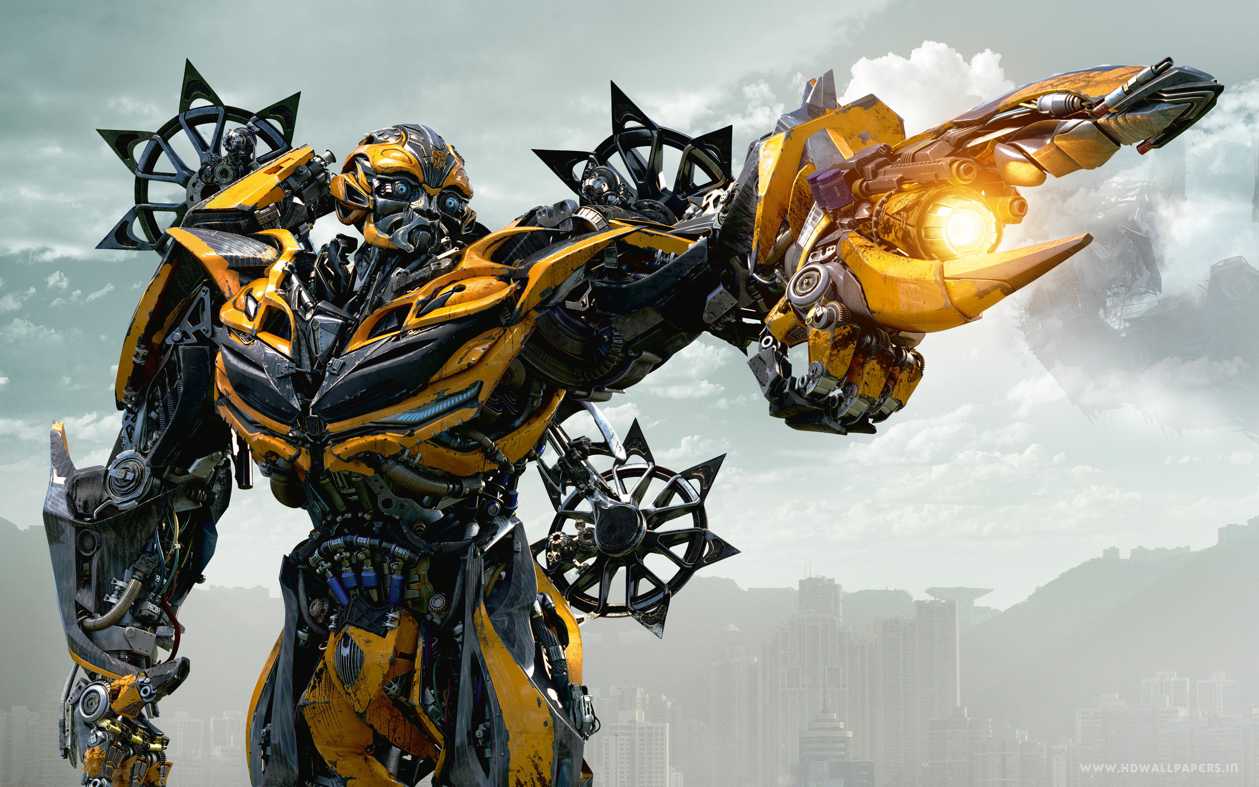 Űrdongó: Retró mozi lesz az első Transformers spin-off