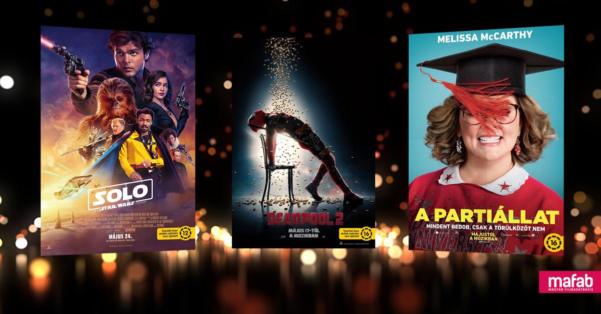 És Te, melyik filmet néznéd meg? Válassz, és NYERJ rá páros mozijegyet?