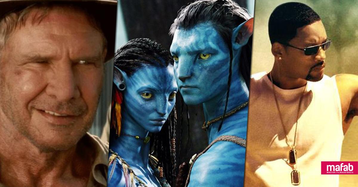 TOPLISTA: Ezt a 20 filmet mindenki látni fogja 2020-ban