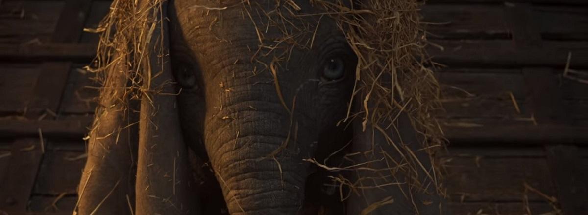 Előzetest kapott Tim Burton élőszereplős Dumbo adaptációja