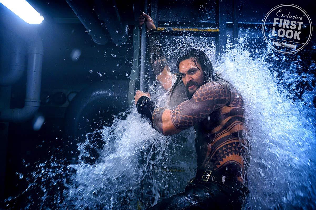 Aquaman: Végre itt az első előzetes