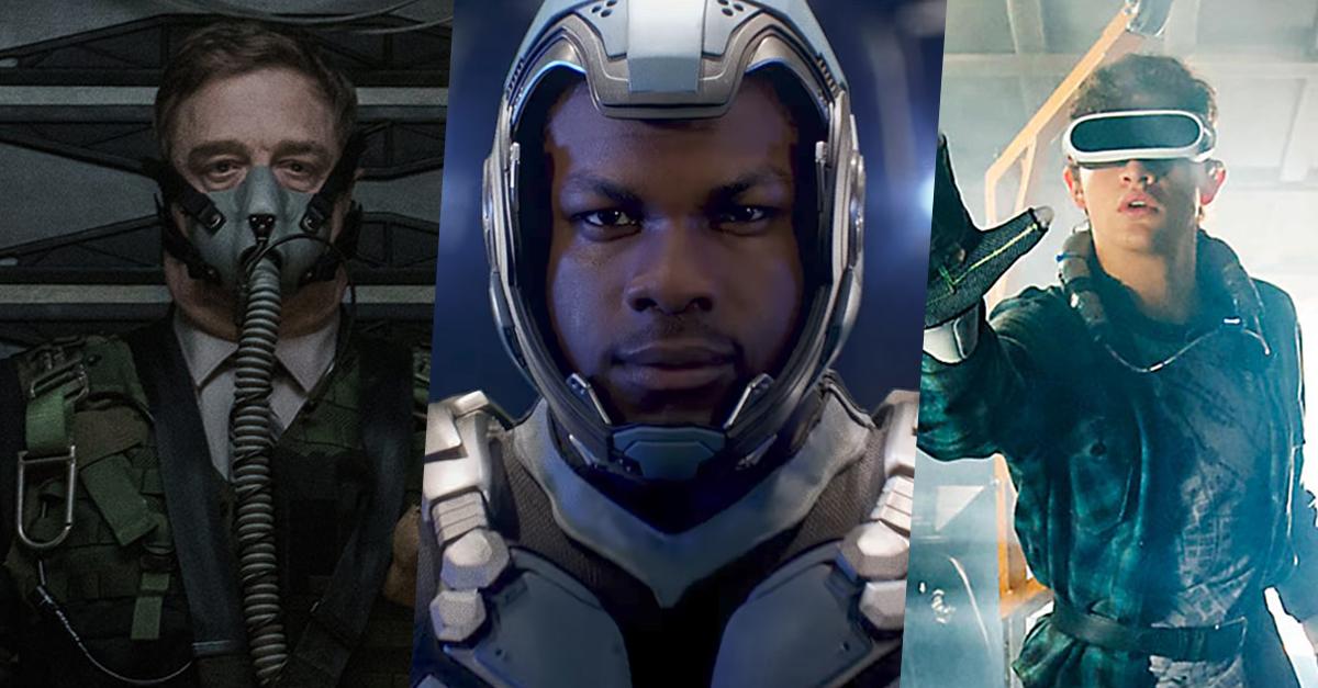 TOPLISTA: A legjobban várt sci-fik 2018-ban