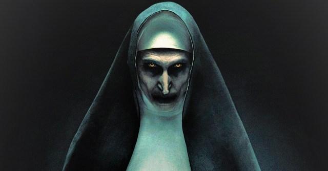 Így néz ki civilben Az apáca démonja