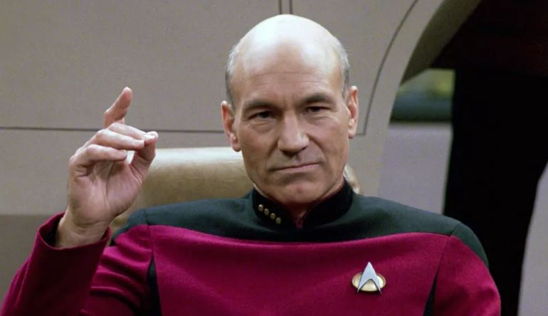 Patrick Stewart új Star Trek sorozatot forgat