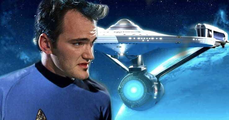Tarantino horrort szeretne csinálni a Star Trekből