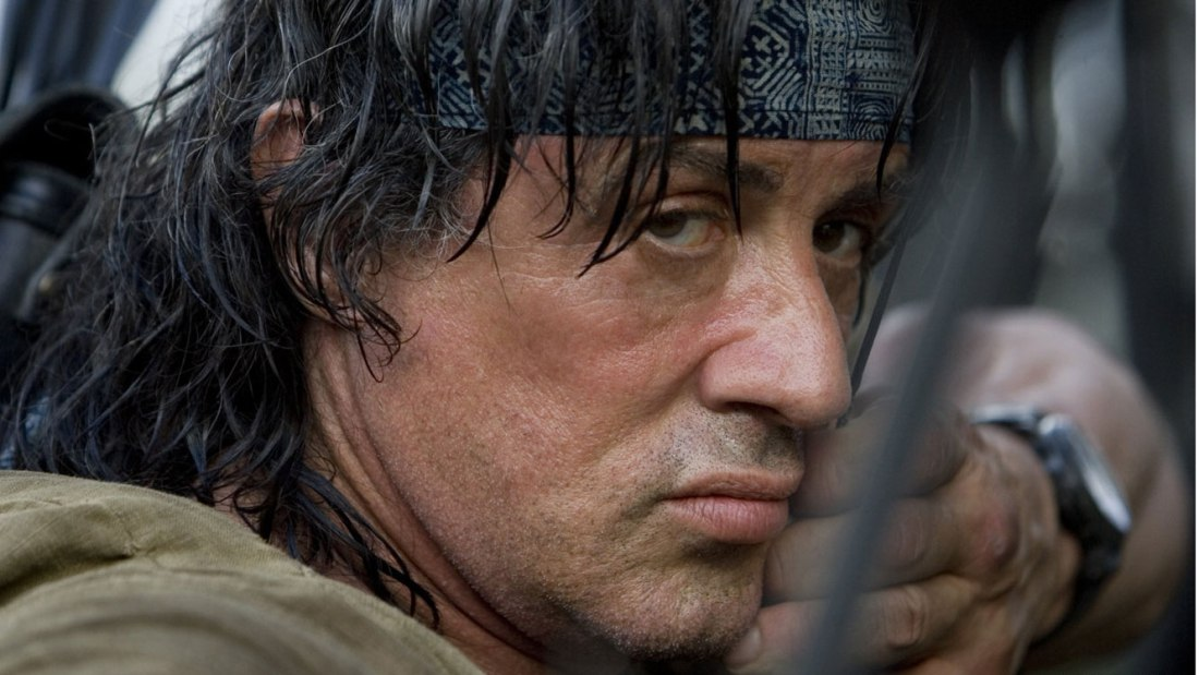 Így készül a Rambo 5-re Sylvester Stallone (videó)