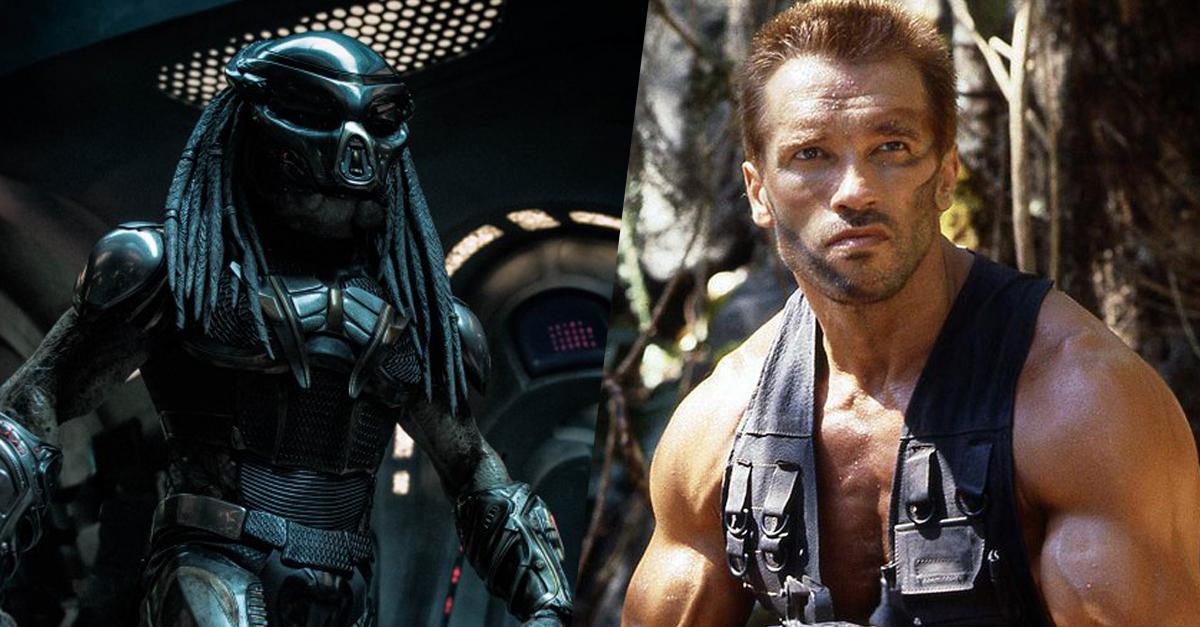 Ezzel az indokkal utasította vissza Schwarzenegger a szerepet a Predator - A ragadózóban