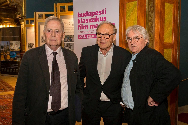 Zárójelentés: Keddtől forog az Oscar-díjas Szabó István új filmje