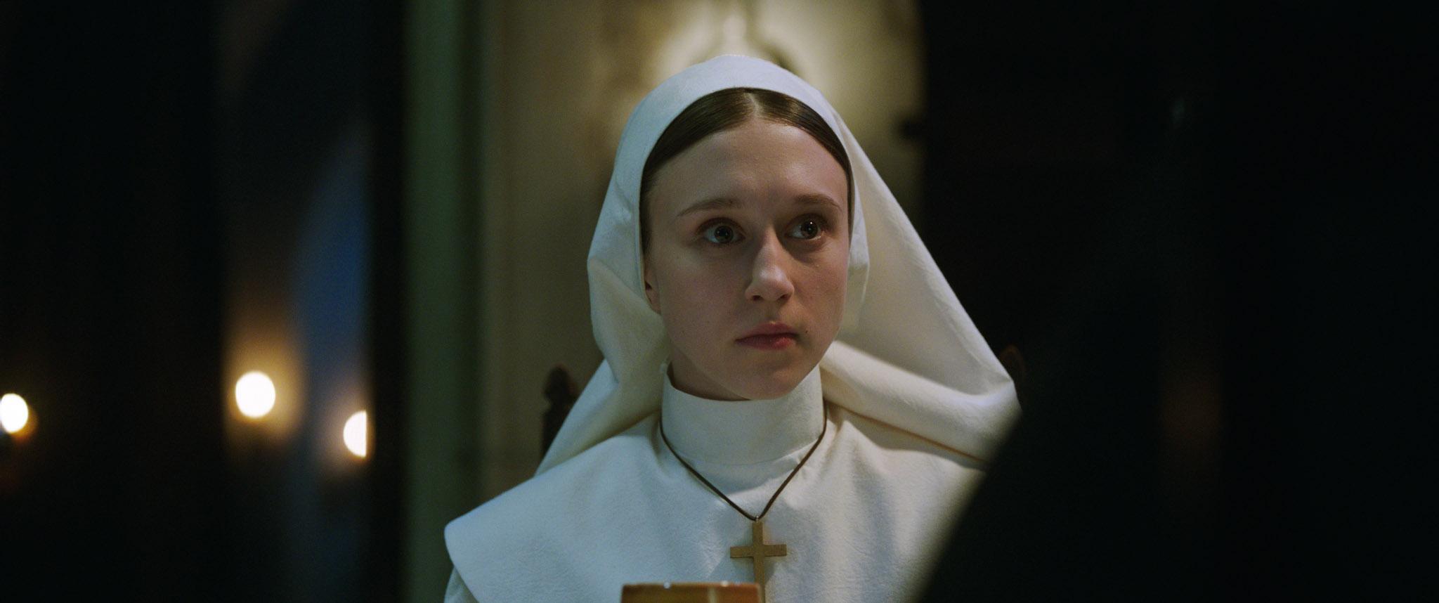Az apáca a Démonok között-sorozat legsikeresebb filmje lett