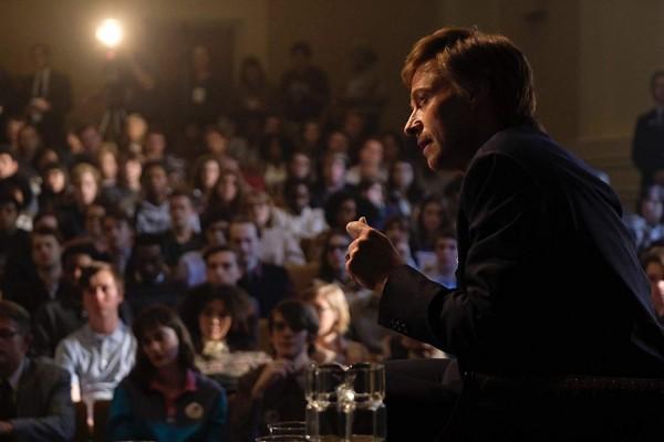 A befutó: A szex, a politika és a szabad sajtó  viszonyáról szól Hugh Jackman új filmje