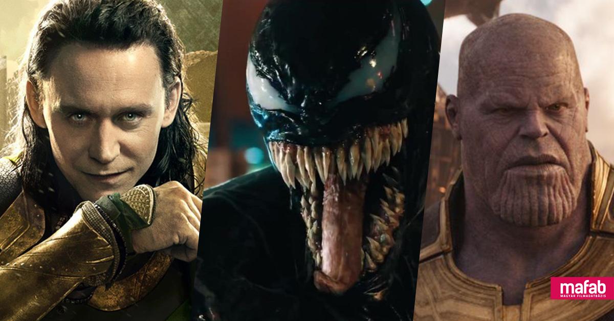 A Marvel filmek 25 legjobb főgonosza (galéria)