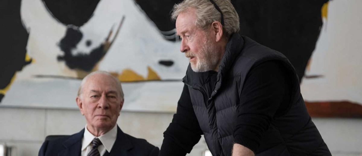 Sci-fi tévésorozatot rendez Ridley Scott