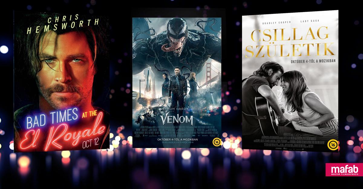 És Te, melyik filmet néznéd meg szívesen? Válassz, és NYERJ rá páros mozijegyet!