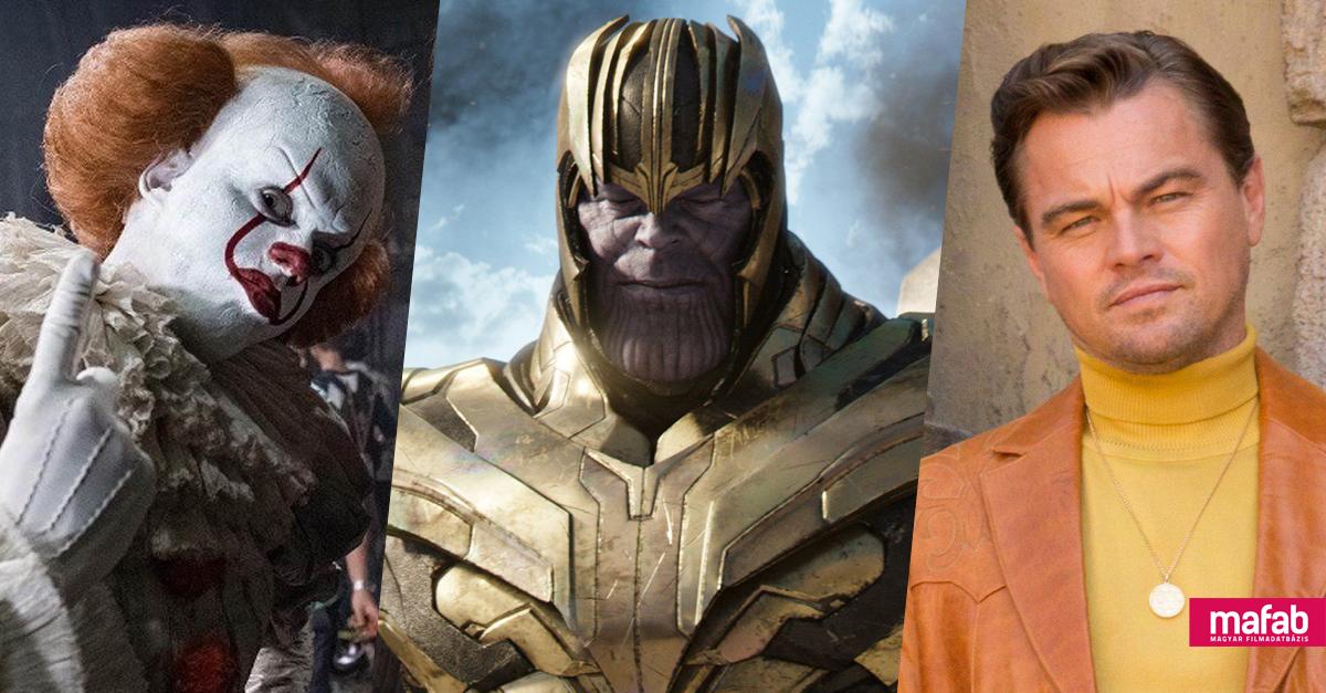 TOPLISTA: Ezekről a filmekről beszél majd mindenki 2019-ben