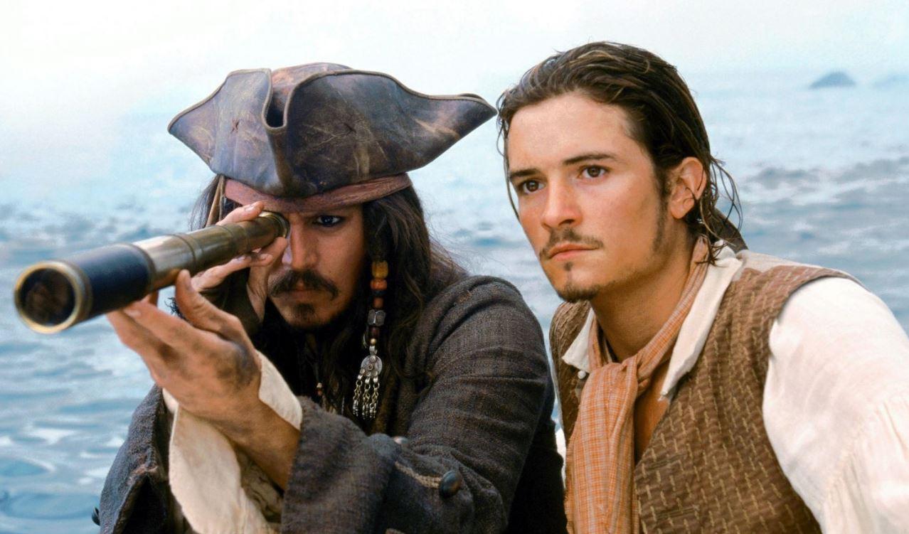 A Disney rebootolja A Karib-tenger kalózait