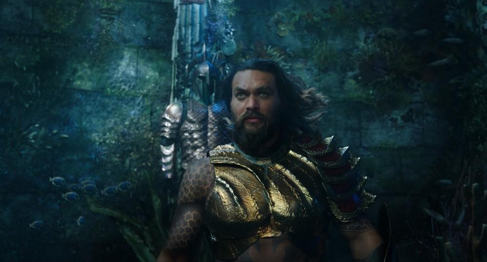 Vadonatúj jelenetek az Aquaman végső előzetesében!
