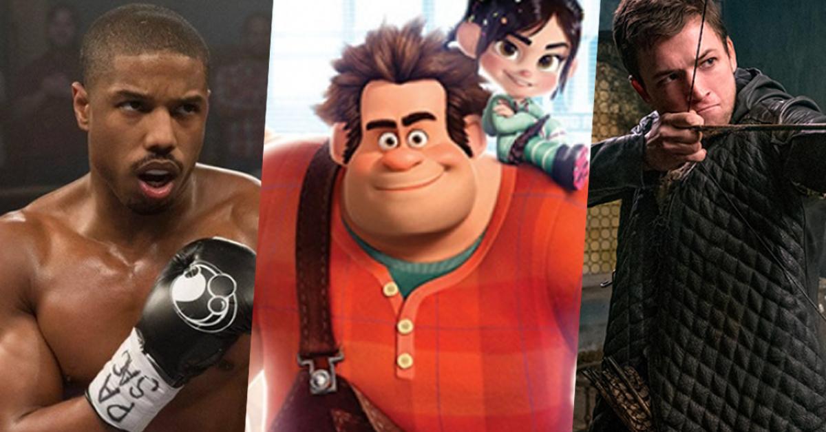 A Rontó Ralph 2 és a Creed 2 dominált a mozikban