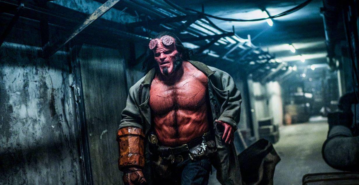 Vadonatúj fotón a Hellboy!