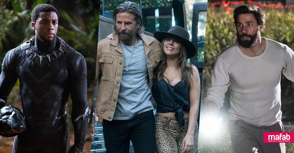 TOP10: Ezek 2018 legjobb filmjei az Amerikai Filmintézet szerint