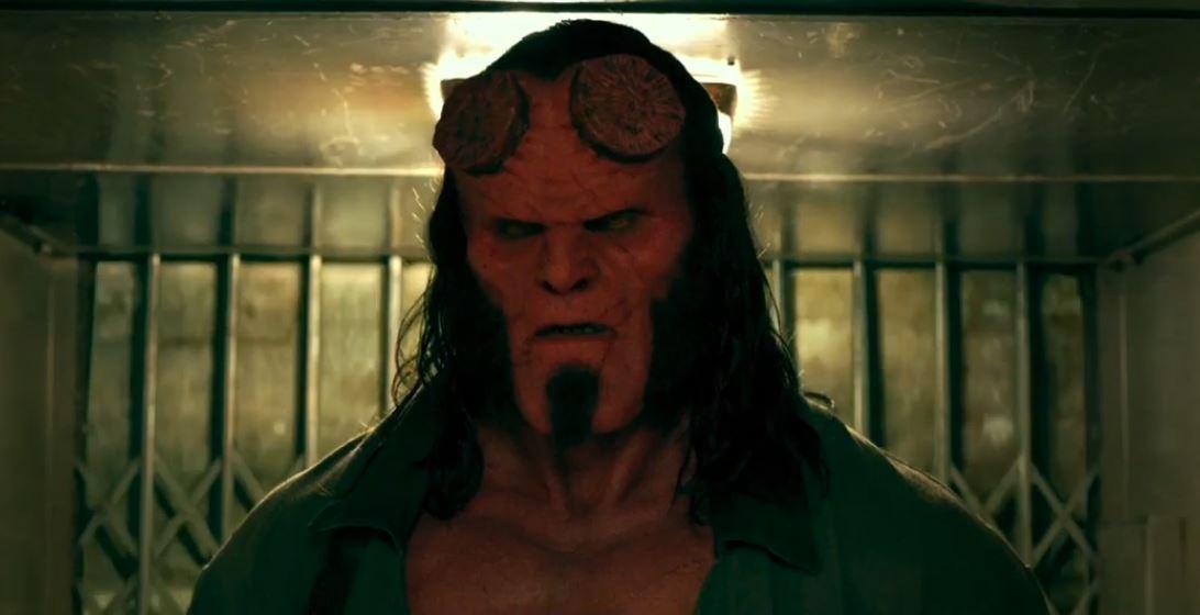 Befutott a Hellboy első előzetese