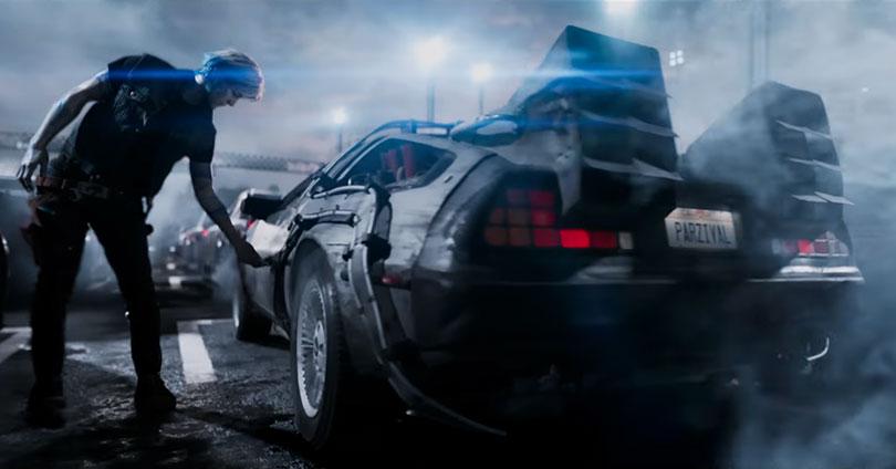 Spielberg sci-fijének új előzetese rendesen odapakol a látványnak