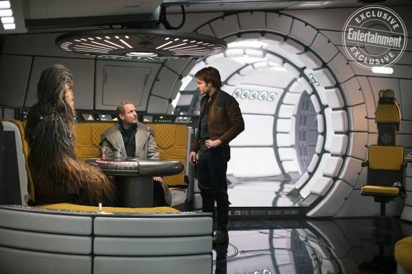 Miért néz ki máshogy az Ezeréves Sólyom a Solo-filmben?