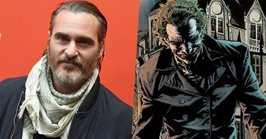 Joaquin Phoenix megszólalt a Joker-film kapcsán