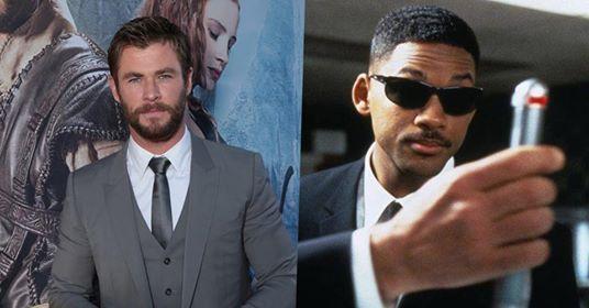 Chris Hemsworth-szel jön a Men in Black spin-offja