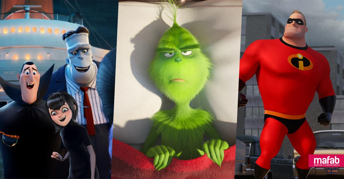 TOPLISTA: Animációs filmek, melyeket nem fogunk kihagyni idén (2018)