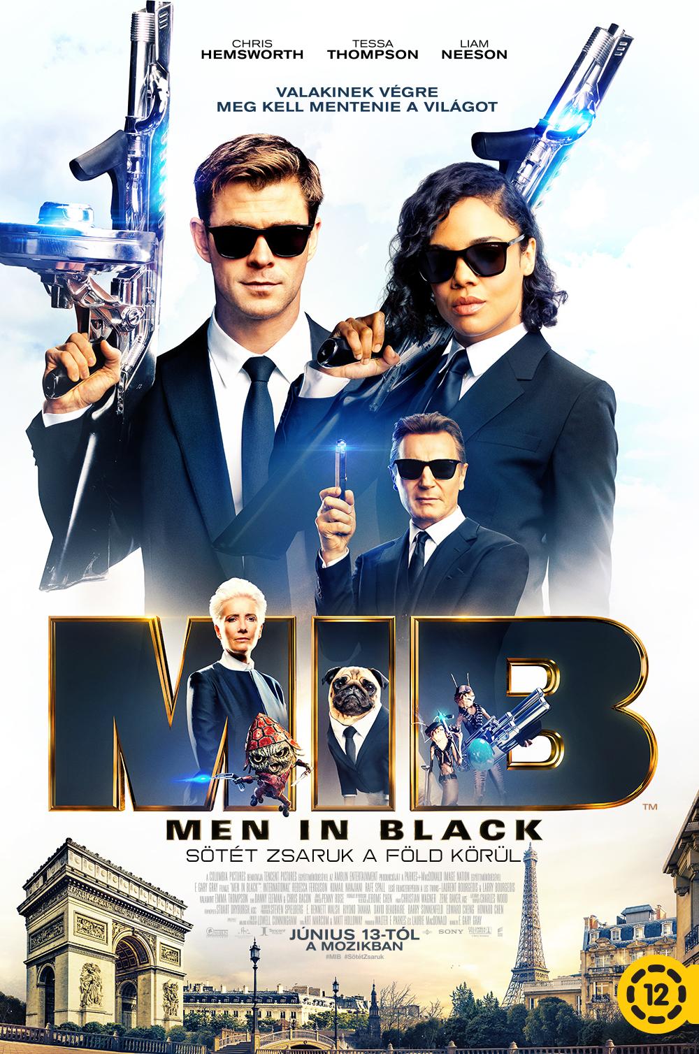 Men In Black Sotet Zsaruk A Fold Korul Men In Black International 2019 Mafab Hu