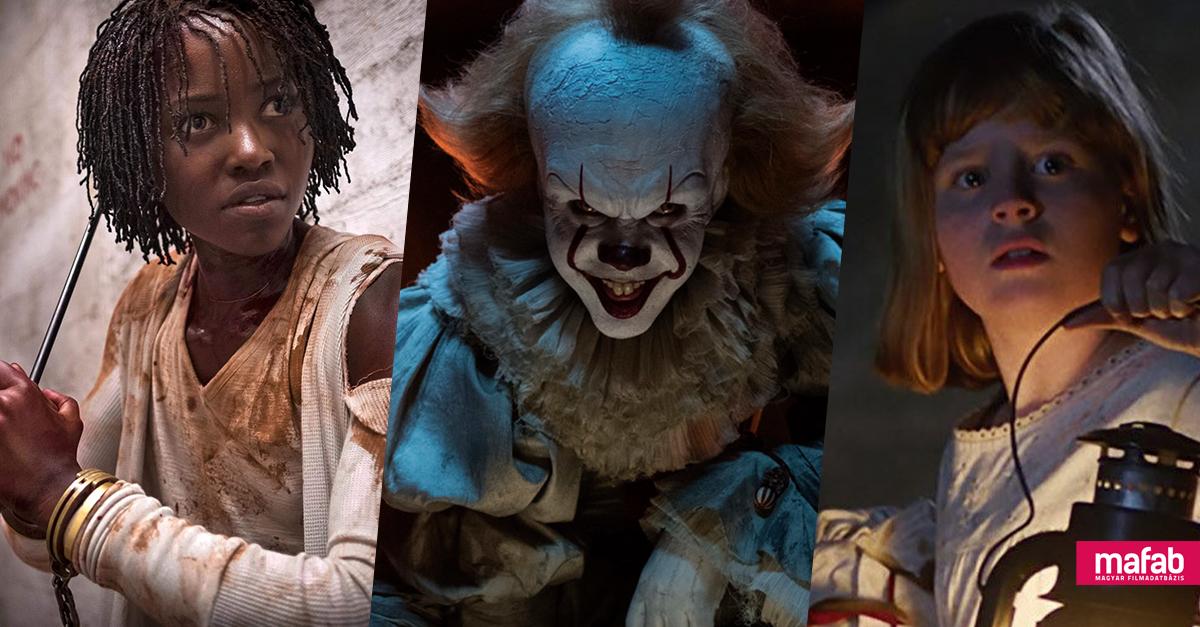 TOPLISTA: 2019 legjobban várt horrorjai