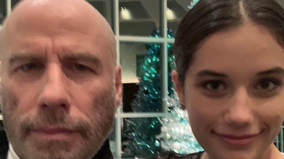 John Travolta új külsővel kezdte az évet