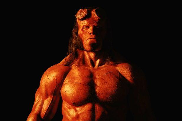 Rommá alázták a kritikusok az új Hellboyt!