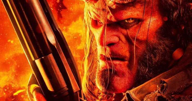 A Hellboy rendezője a főszereplőre mutogat a lehangoló kritikák miatt