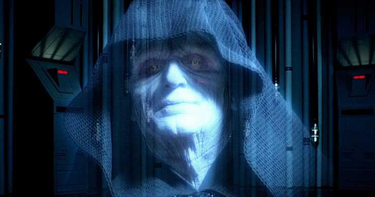 Palpatine szenátor újra visszatér a Star Wars IX-ben