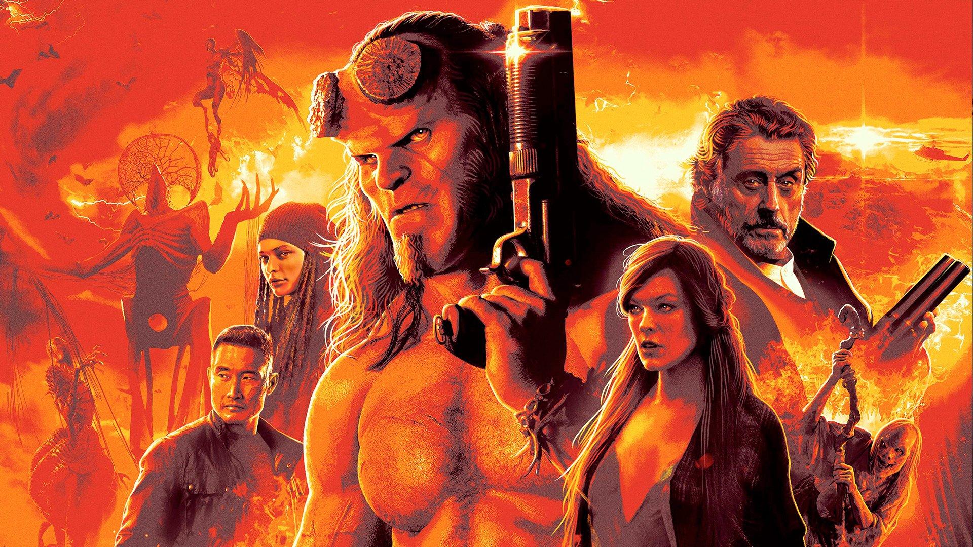 Milla Jovovich szerint kultfilm lesz az új Hellboy