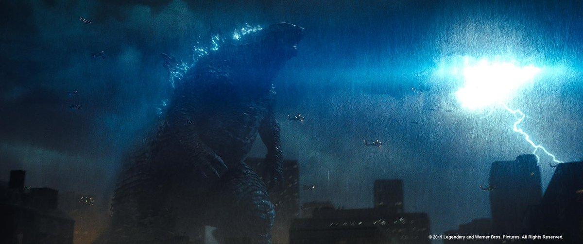 Pusztító a Godzilla 2 végső előzetese