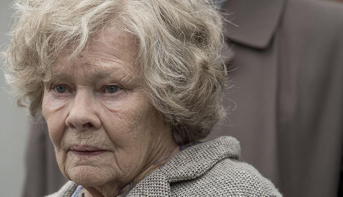A vörös ügynök: Minden, amit tudnod kell Judi Dench kémfilmjéről!